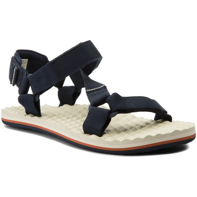 Sandály THE NORTH FACE - Base Camp Switchback Sandal T92Y97IWE Urban Navy/Weathered Orange