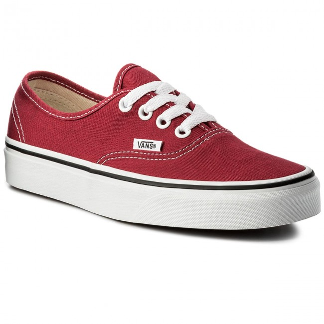Tenisky VANS - Authentic VN0A38EMQ9U Crimson/True White