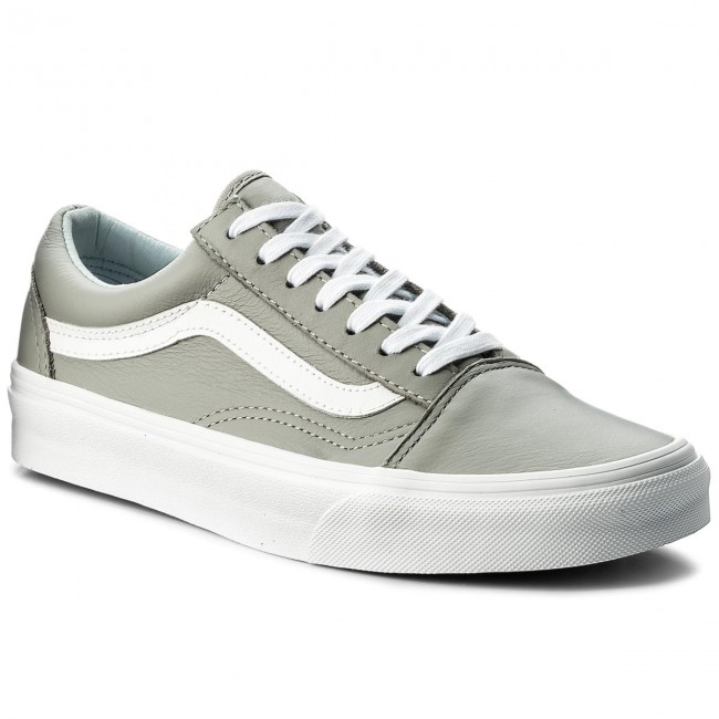 Tenisky VANS - Old Skool VA38G1QD5 (Leather) Oxford/Drizzle