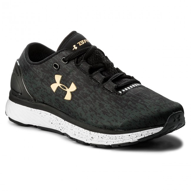 Boty UNDER ARMOUR - Ua W Charged Bandit 3 Ombre 3020120-001 Blk