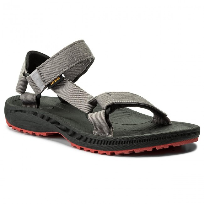Sandály TEVA - Winsted Solid 1017420 Black/Red