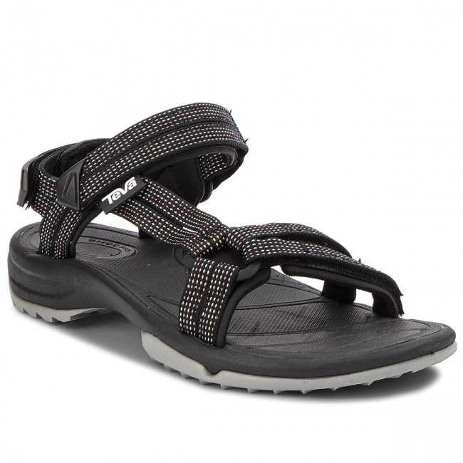 Sandály TEVA - Fi Lite 1001474 City Light Black/Pastel