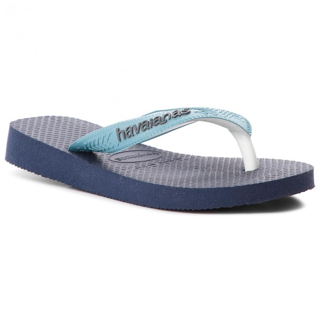 Žabky HAVAIANAS - Top Mix 41155490377 Navy Blue/Mineral