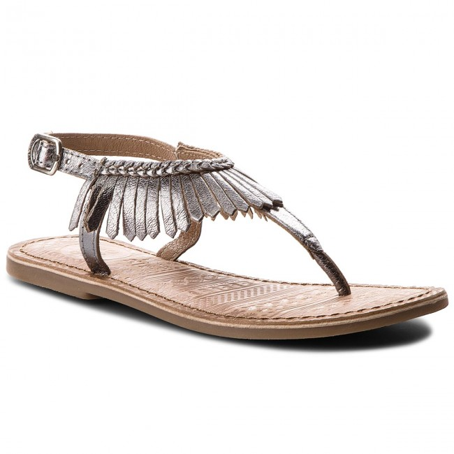 Sandály GIOSEPPO - Lea 31705M Pewter