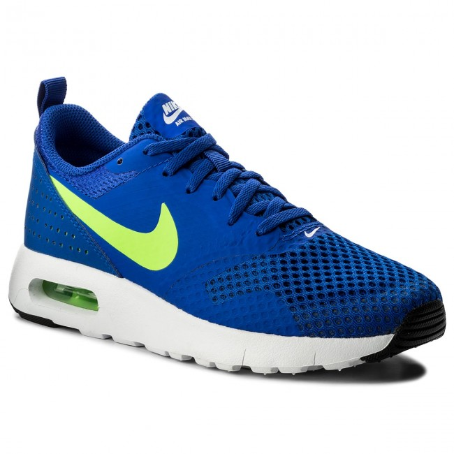Boty NIKE - Air Max Tavas Br (GS) 828569 431 Racer Blue/Electric Green/Wht