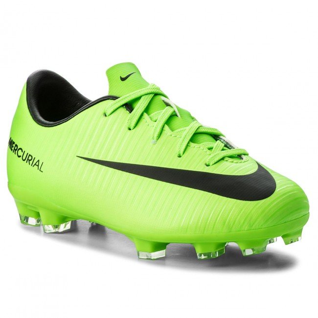Boty NIKE - Mercurial Victory VI Fg 831945 303 Electric Green/Black