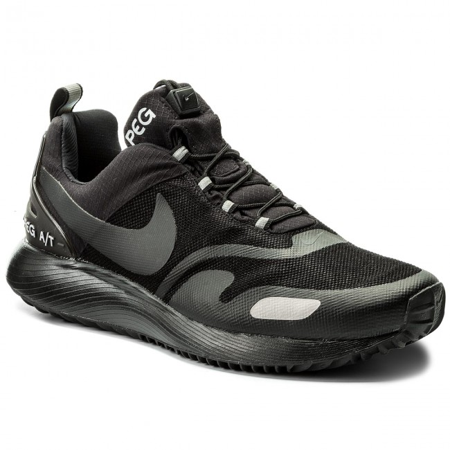 Boty NIKE - Air Pegasus A/T Winter 924497 001  Black/Black/Wolf Grey