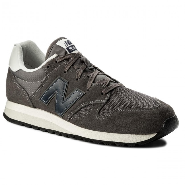 Sneakersy NEW BALANCE - U520CL Šedá