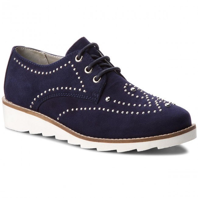 Oxfordy MARCO TOZZI - 2-23751-20 Navy 805