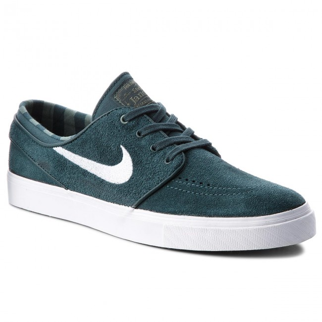 Boty NIKE - Zoom Stefan Janoski 333824 311 Deep Jungle/White/Clay Green