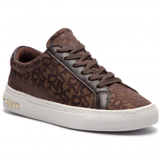 Sneakersy DKNY - Court K2047881 Brown