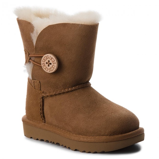 Boty UGG - T Bailey Button II 1017400T T/Che