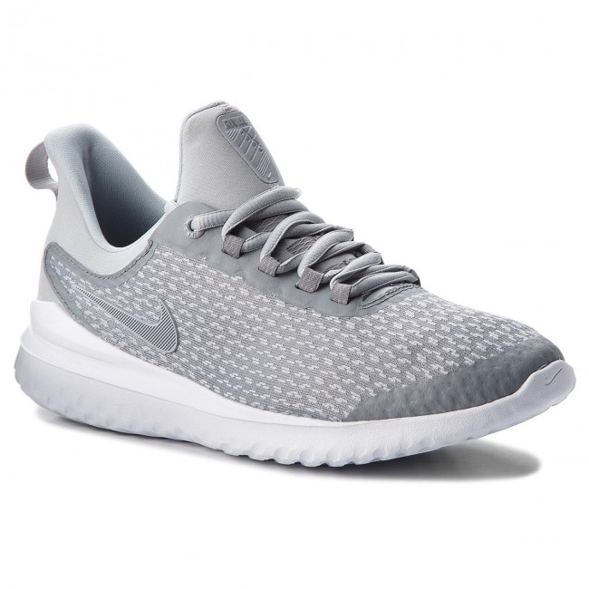 Boty NIKE - Renew Rival (GS) AH3469 003 Stealth/Wolf Grey/White