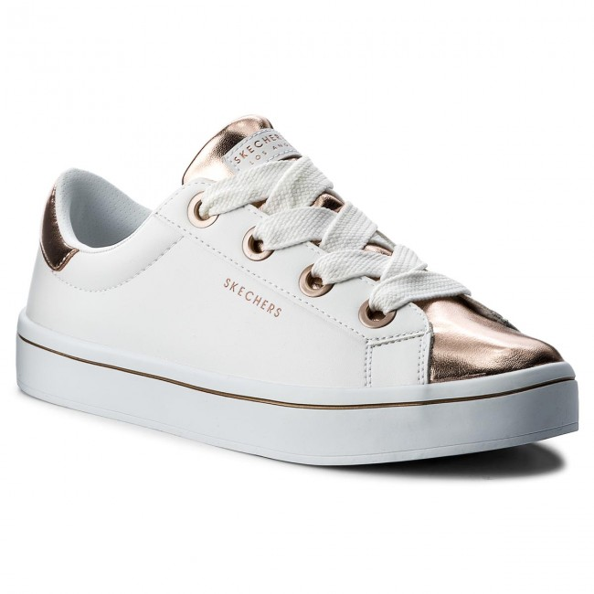 Sneakersy SKECHERS - Medal Toes 982/WTRG White Rose Gold