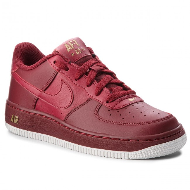 Boty NIKE - Air Force 1 (Gs) 314192 613 Team Red/Team Red/Summit White