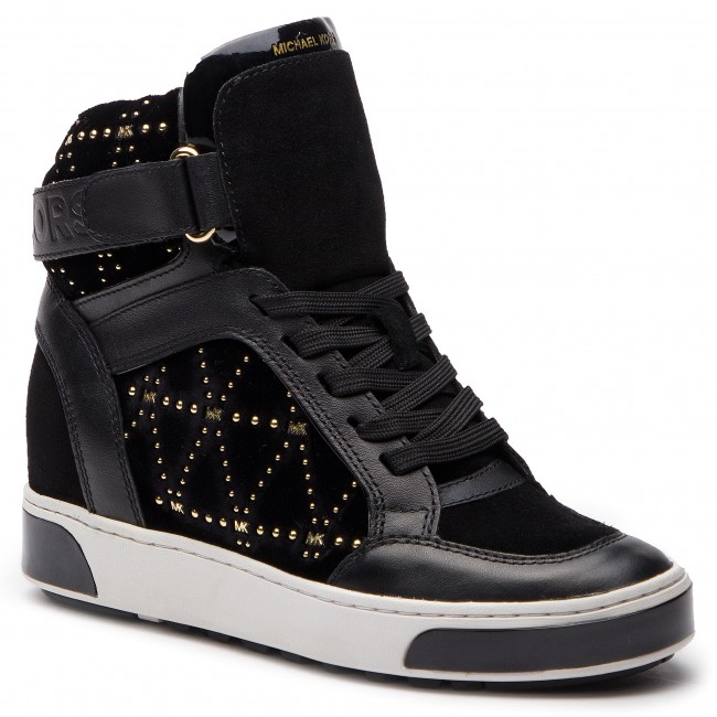 Sneakersy MICHAEL MICHAEL KORS - Pia High Top 43F8PAFE5D  Black