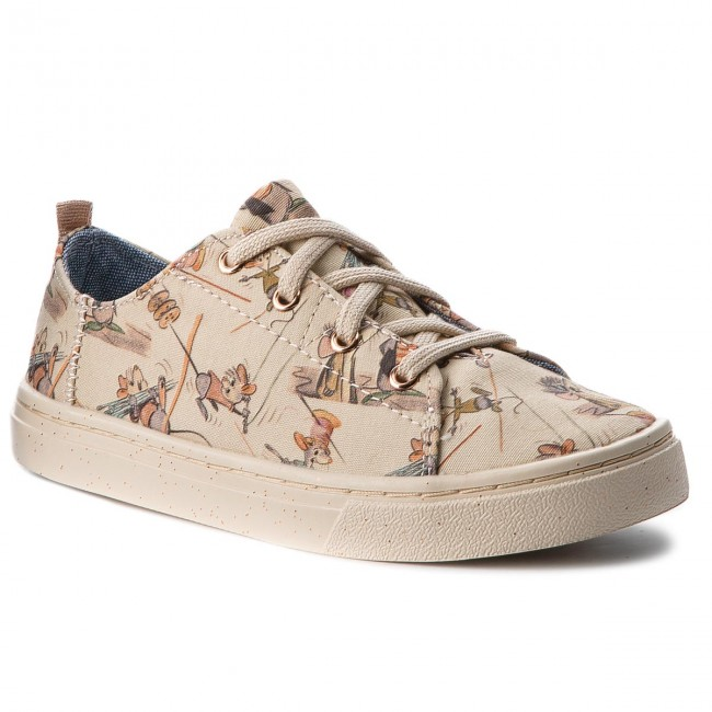 Sneakersy TOMS - Lenny 10012737 Taupe Gus And Jaq