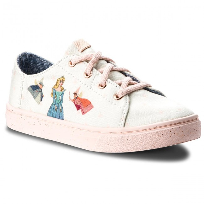 Sneakersy TOMS - Lenny 10012739 Natural Fairy Godmother