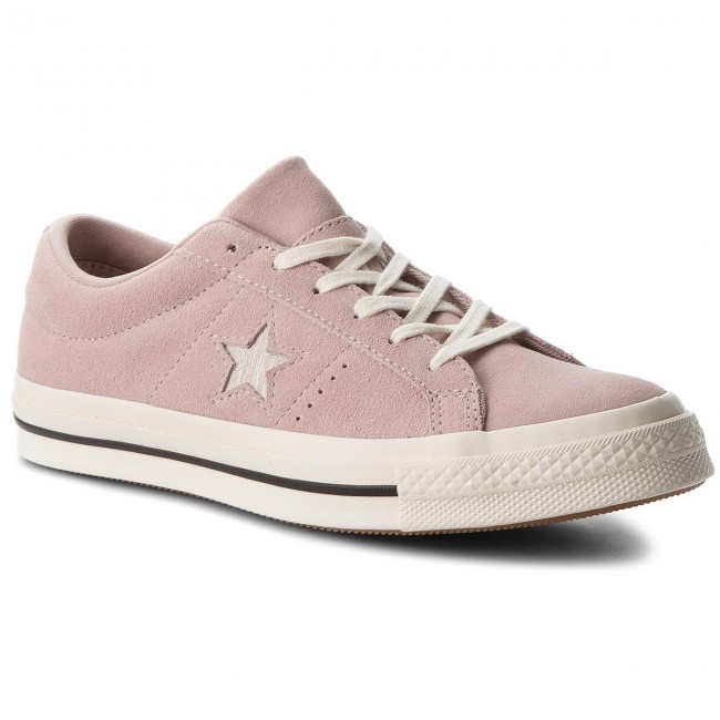Tenisky CONVERSE - One Star Ox 161539C Diffused Taupe/Silver/Egret