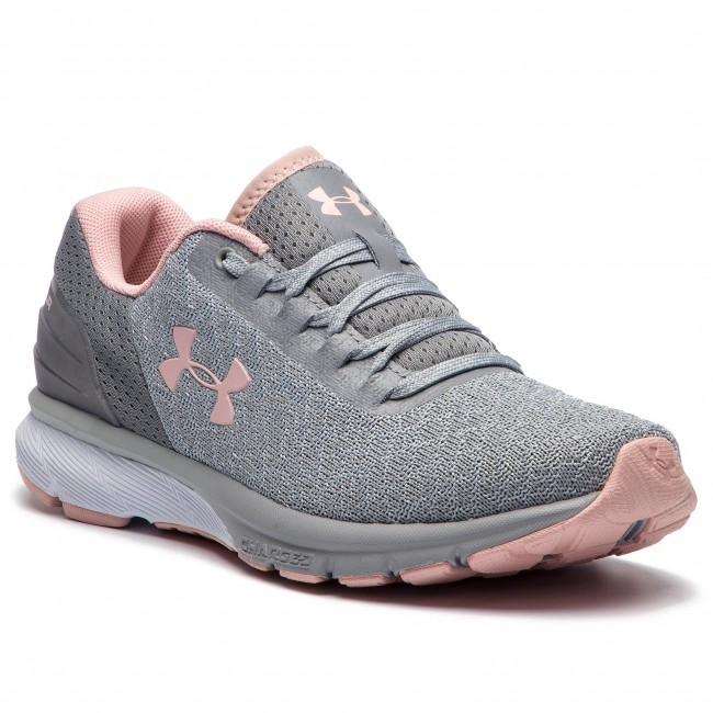 Boty UNDER ARMOUR - Ua W Charged Escape 2 3020365-106 Gry