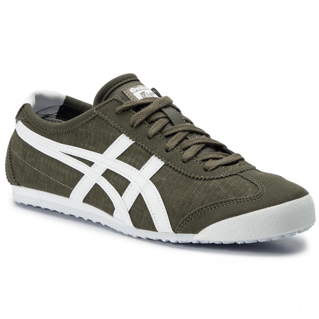 Sneakersy ONITSUKA TIGER - Mexico 66 1183A223 Dark Olive/White 300