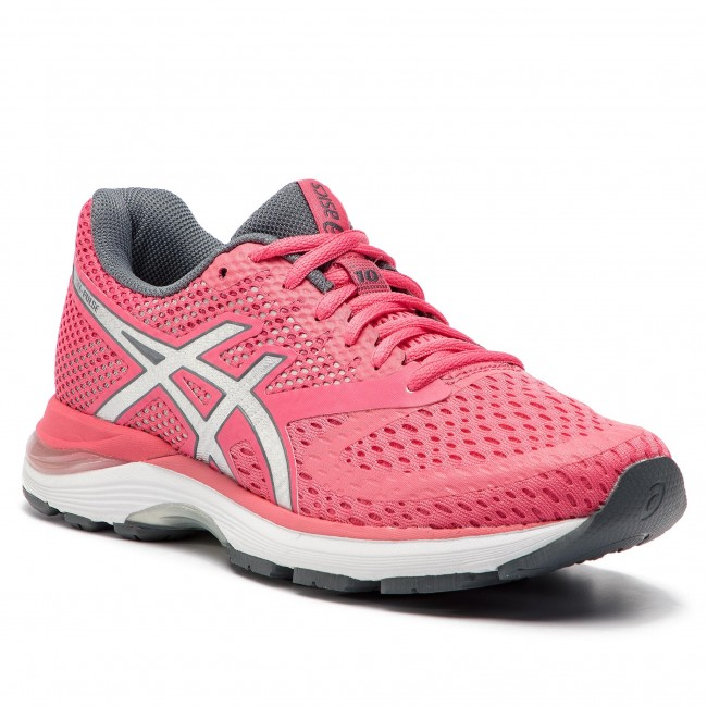 Boty ASICS - Gel-Pulse 10 1012A010  Pink Cameo/Silver 700