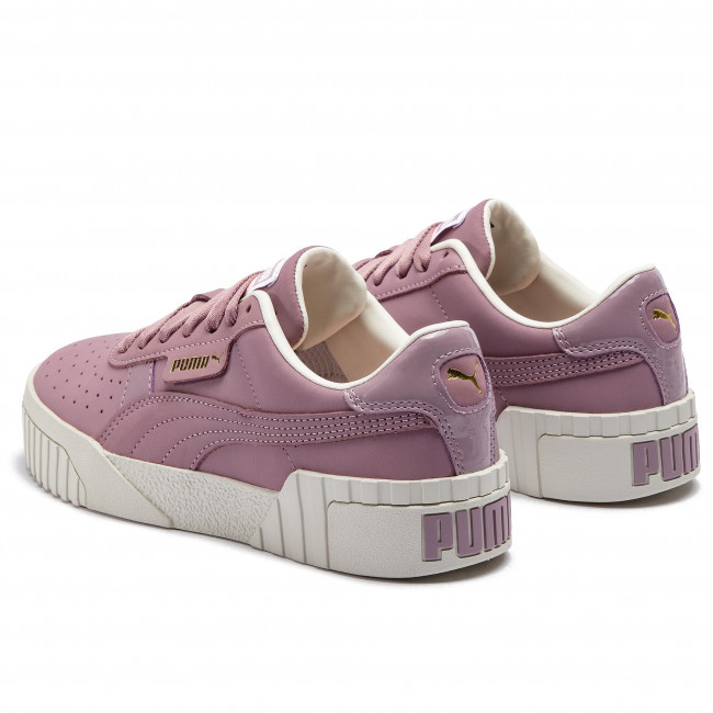 Sneakersy PUMA Cali Nubuck Wn's 369161 02 Elderberry