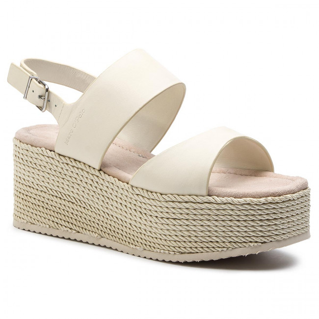 Espadrilky MARC O'POLO - 903 15191401 100 White 100