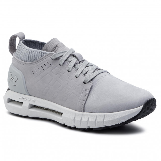 Boty UNDER ARMOUR - Ua Hovr Lace Up Md Prm 3020881-103 Gry