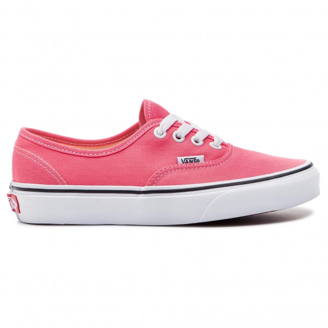 066f9b494df33 Tenisky VANS - Authentic VN0A38EMGY71 Strawberry Pink/Truewhite ...