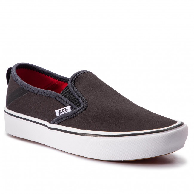 Tenisky VANS - Comfycush Slip VN0A3WME6BT1  Black/True White