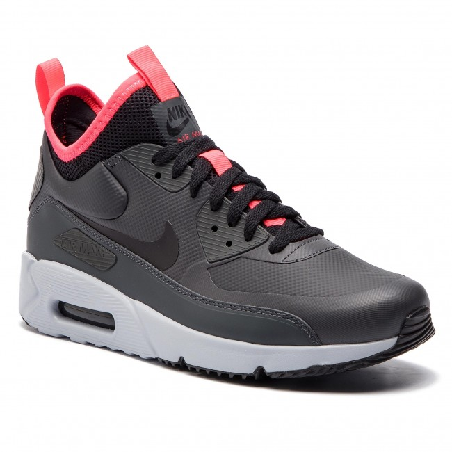 wholesale dealer 8b0f1 acc8d Boty NIKE - Air Max 90 Ultra Mid Winter 924458 003 Anthracite/Black/Solar  Red