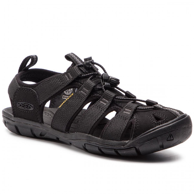 Sandály KEEN - Clearwater Cnx 1020662 Black/Black