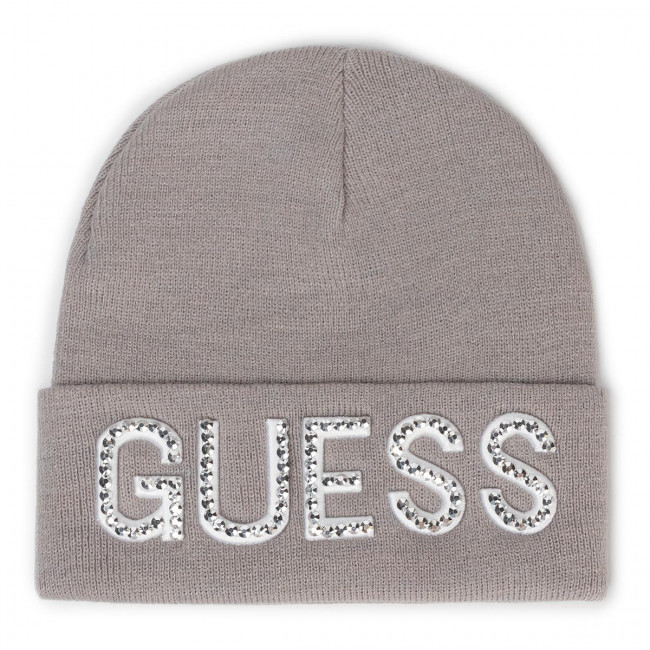čepice GUESS - Not Coordina Ted Hats AW8241 WOL01 GRY