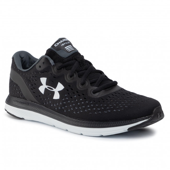 Boty UNDER ARMOUR - Charged Impulse 3021950-002 Blk