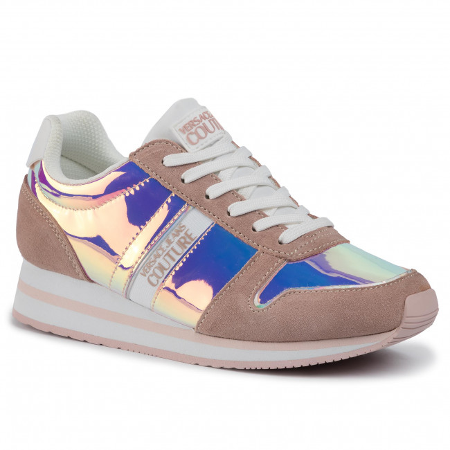 Sneakersy VERSACE JEANS COUTURE - E0VUBSA1 Rosa 71173 400