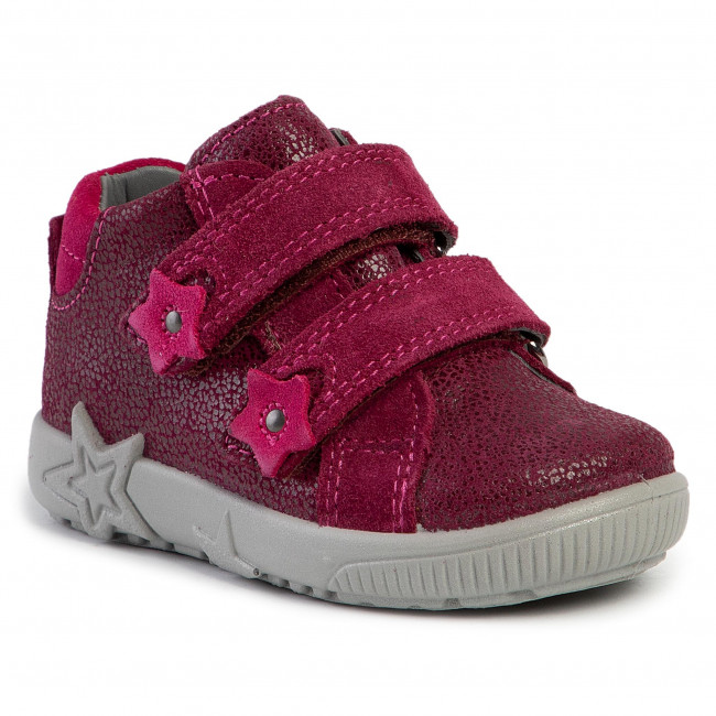 Sneakersy SUPERFIT - 5-09431-50 Rot/Rosa