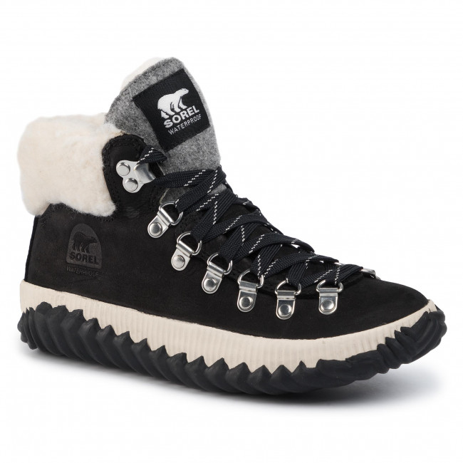 Polokozačky SOREL - Out N About Plus Conques NL3404 Black 010