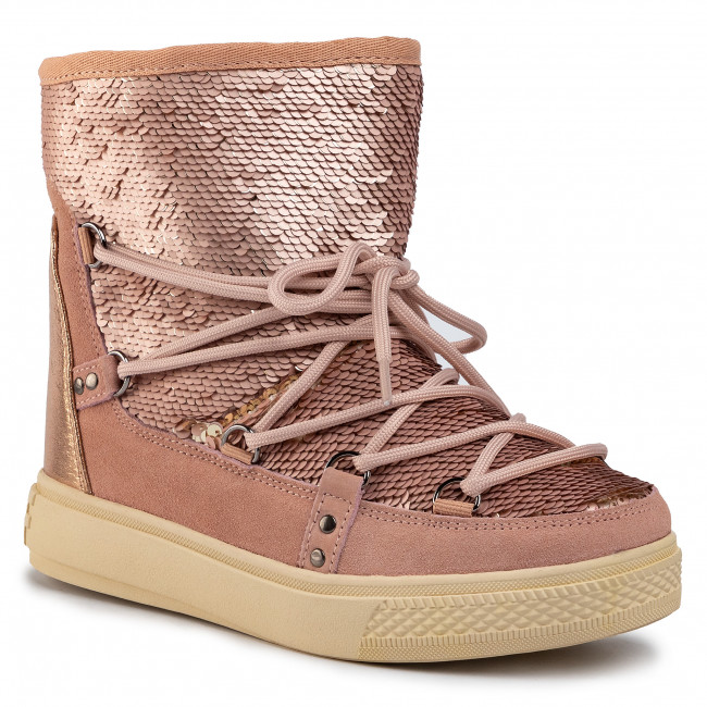 Boty COLORS OF CALIFORNIA - HC.YSNOW02 Taupe