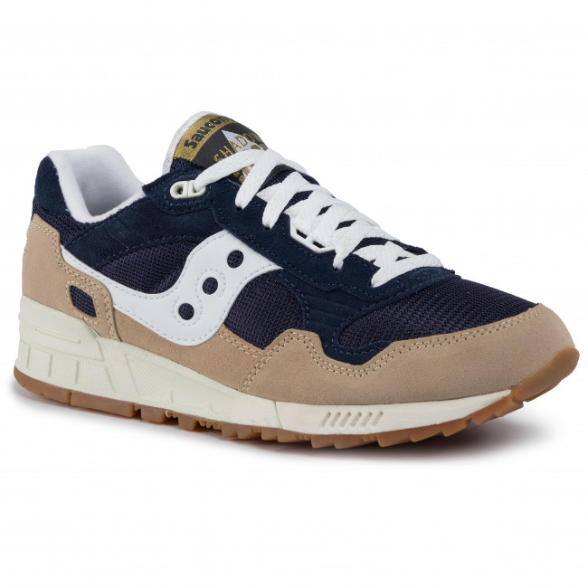 Sneakersy SAUCONY - Shadow 5000 S70404-20 Tan/Nvy/Wht