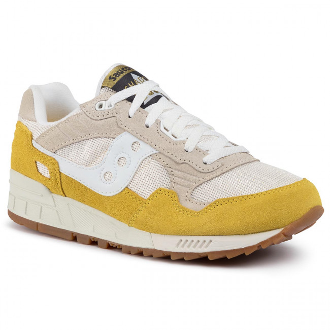 Sneakersy SAUCONY - Shadow 5000 S70404-23 Yel/Tan/Wht