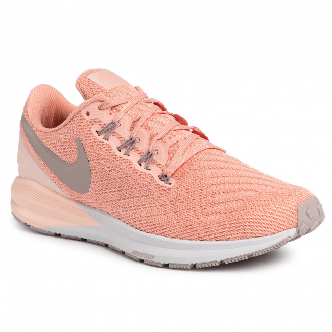 Boty NIKE - Air Zoom Structure 22 AA1640 601 Pink Quartz/Pumice1