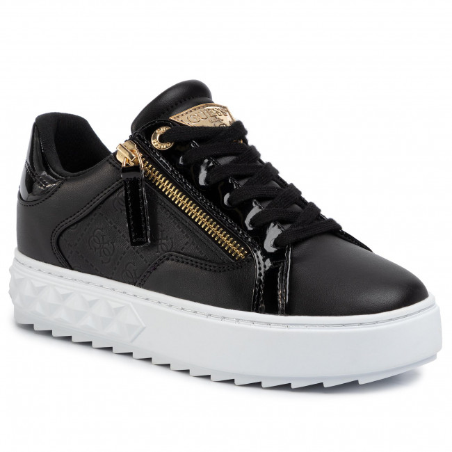 Sneakersy GUESS - Figgi FL6FII FAL12  BLACK