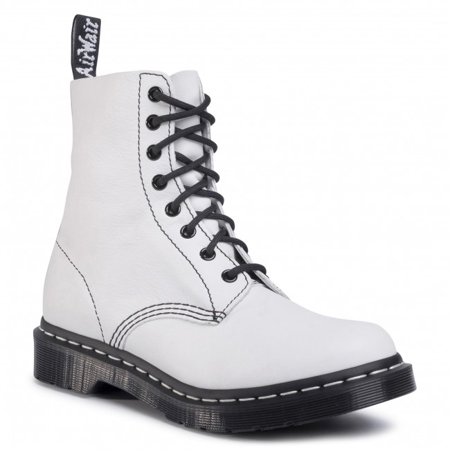 Glády DR. MARTENS - 1460 Pascal Bw 25818113  Optical White