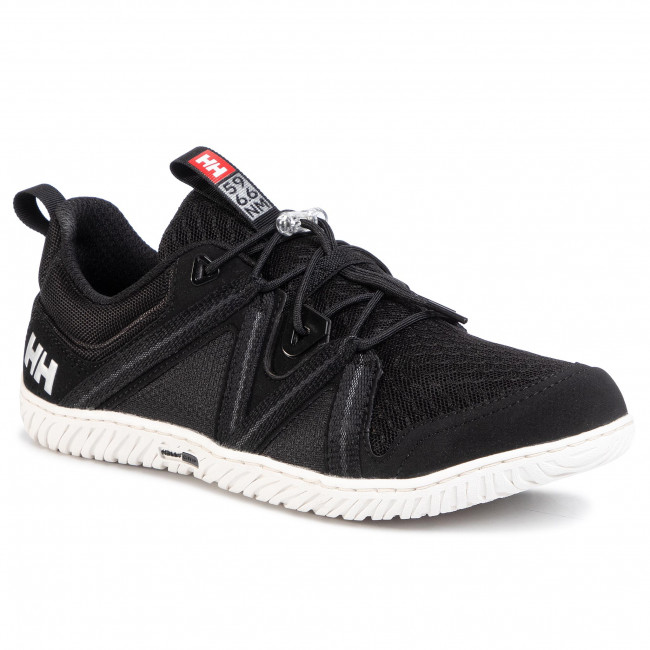 Boty HELLY HANSEN - Hp Foil F-1 113-15.991 Black/Off White/Silver