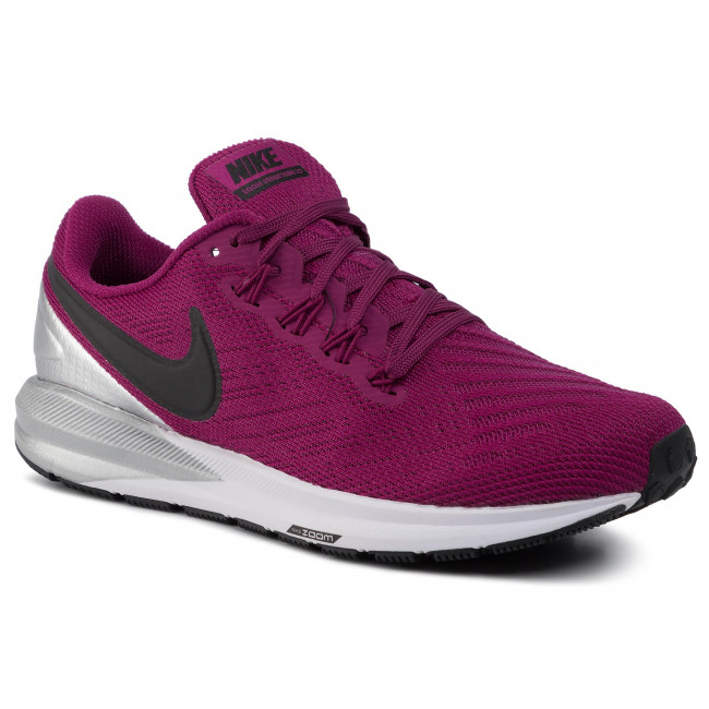 Boty NIKE - Air Zoom Structure 22 AA1640 602 True Berry/Black/Chrome/White