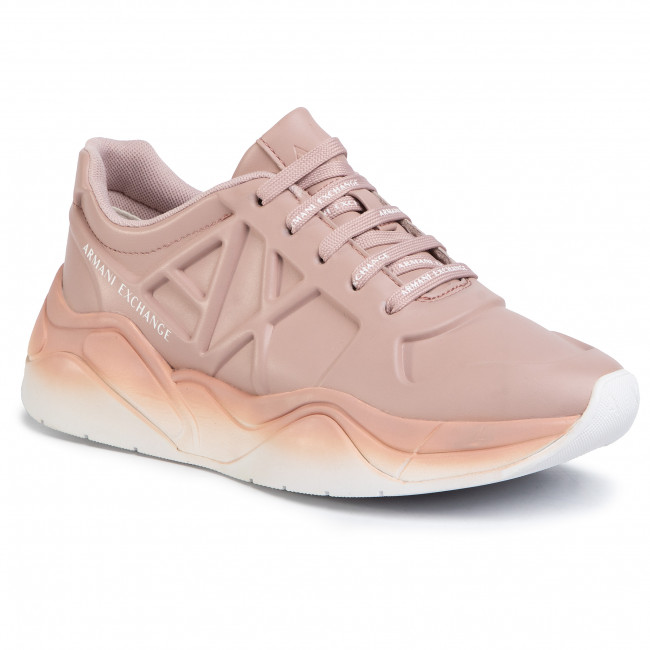 Sneakersy ARMANI EXCHANGE - XDX036 XV304 00318 Desert Rose