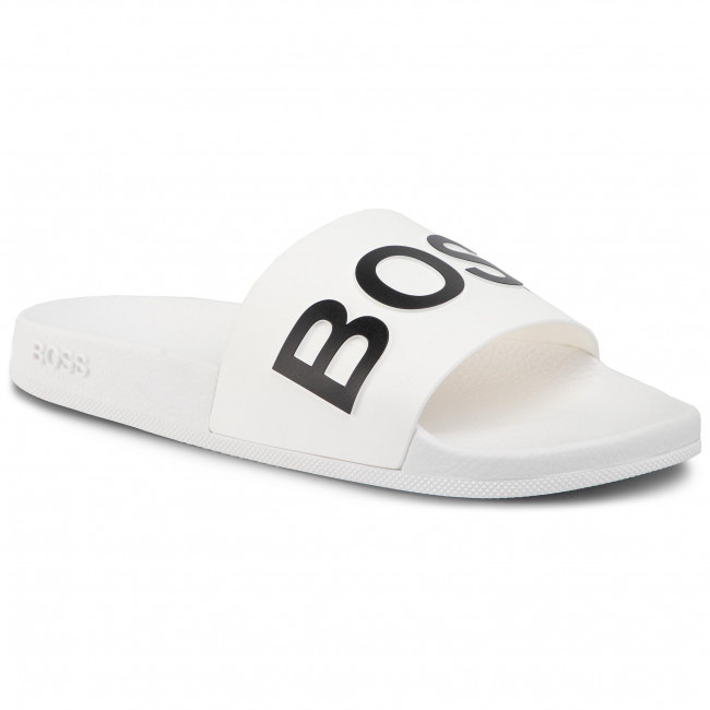 Nazouváky BOSS - Bay 50425152 10224455 01 White 100