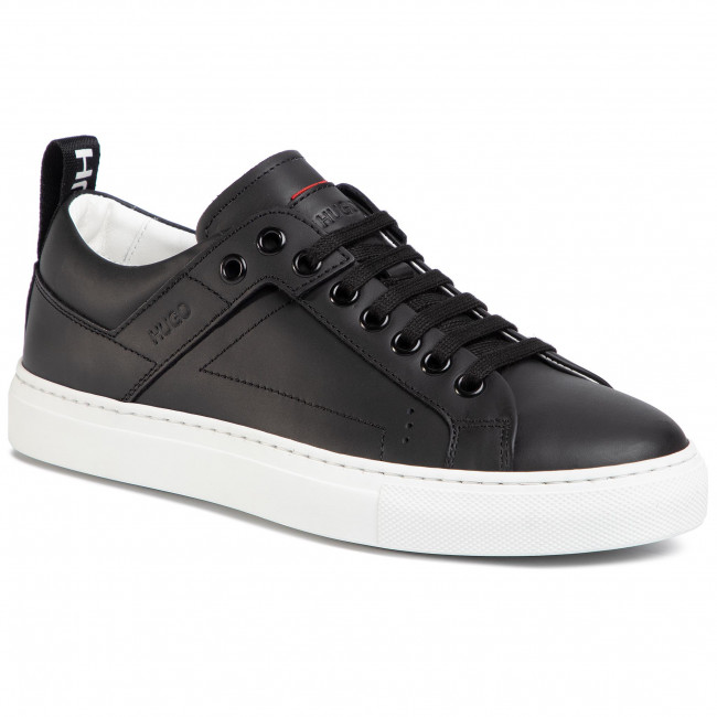 Sneakersy HUGO - Mayfair DetLow Cut-C 50418933 10201909 01 Black 001