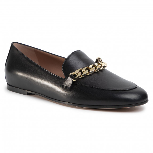 Lordsy BOSS - Kaia Loafer 50424435 10212362 01 Black 001